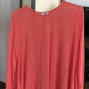 One blouse xxl color pink